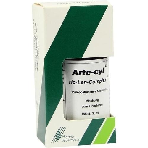 Arte-cyl Ho-Len-Complex, 30 ML, Pharma Liebermann GmbH