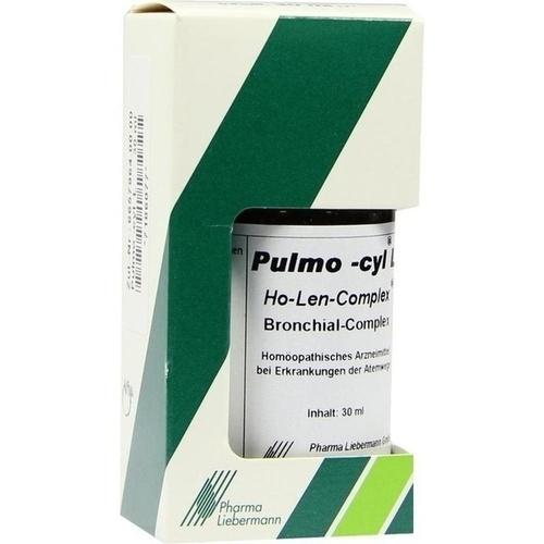 Pulmo-cyl L Ho-Len Complex Bronchial-Complex, 30 ML, Pharma Liebermann GmbH
