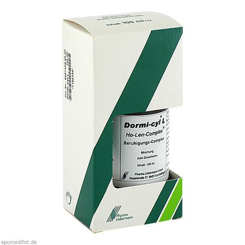 Dormi-cyl L Ho-Len Complex Beruhigungs-Complex, 100 ML, Pharma Liebermann GmbH