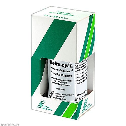 Delto-cyl L Ho-Len-Complex Schulter-Complex, 50 ML, Pharma Liebermann GmbH