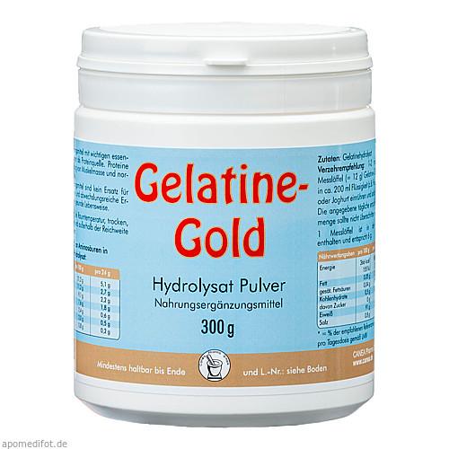 GELATINE GOLD HYDROLYSAT, 300 G, Pharma-Peter GmbH