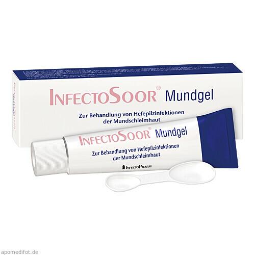 INFECTOSOOR MUNDGEL, 20 G, Infectopharm Arzn.U.Consilium GmbH