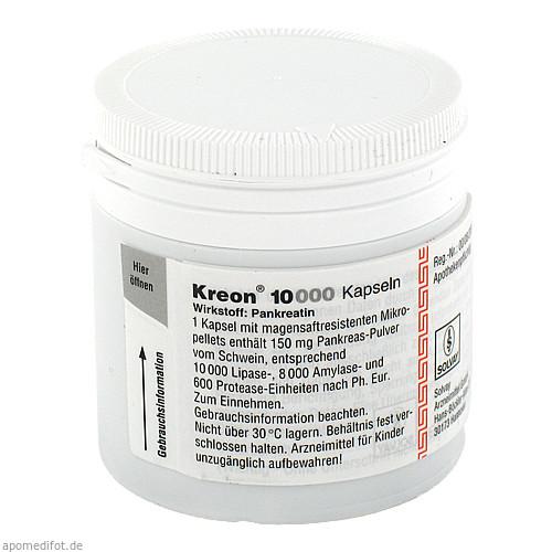 Kreon 10000, 200 ST, Mylan Healthcare GmbH