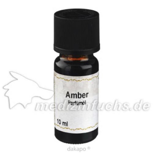 Amber Parfümöl, 10 ML, Apotheker Bauer & Cie.