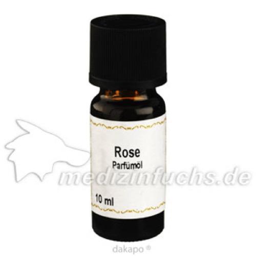 Rose Parfümöl, 10 ML, Apotheker Bauer & Cie.