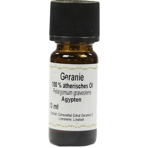 Geranie 100% Ätherisches Öl, 10 ML, Apotheker Bauer & Cie.