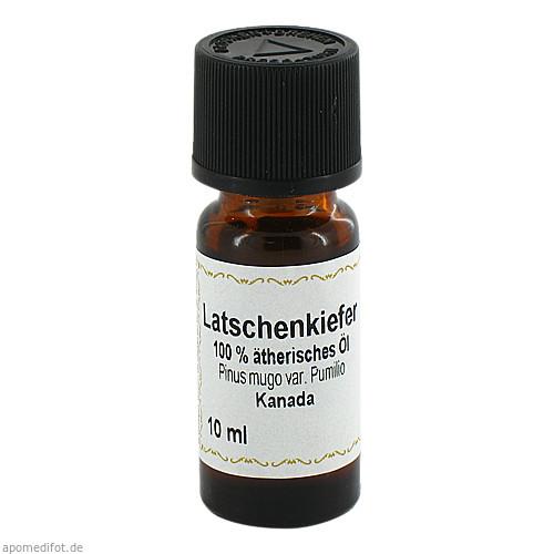Latschenkiefer 100% Ätherisches Öl, 10 ML, Apotheker Bauer & Cie.