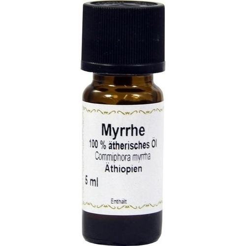 Myrrhe 100% Ätherisches Öl, 5 ML, Apotheker Bauer & Cie.