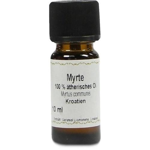 Myrte 100% Ätherisches Öl, 10 ML, Apotheker Bauer & Cie.