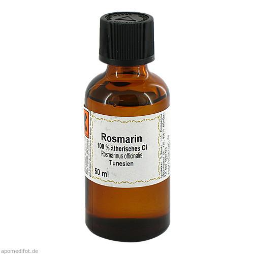 Rosmarin 100% Ätherisches Öl, 50 ML, Apotheker Bauer & Cie.