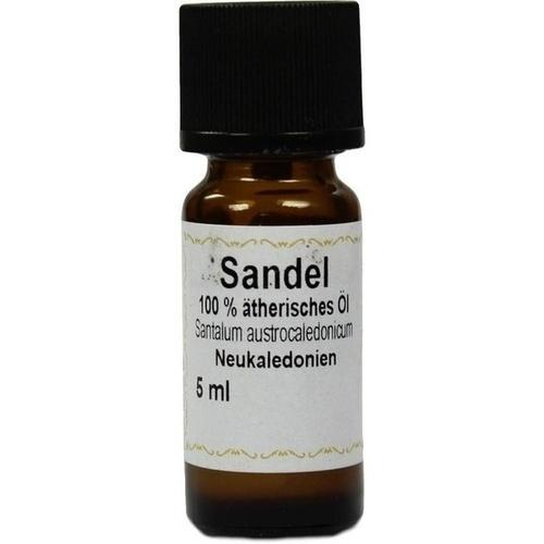 Sandel 100% Ätherisches Öl, 5 ML, Apotheker Bauer & Cie.