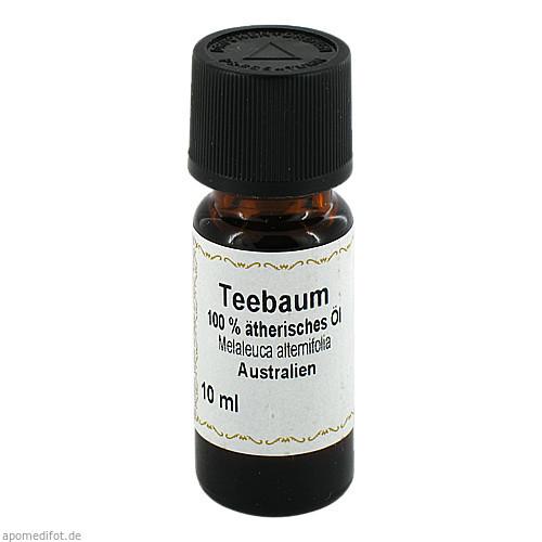 Teebaum (teatree) 100% Ätherisches Öl, 10 ML, Apotheker Bauer & Cie.