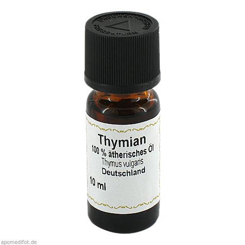 Thymian 100% Ätherisches Öl, 10 ML, Apotheker Bauer & Cie.