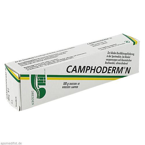 CAMPHODERM N, 100 G, Li-Il GmbH