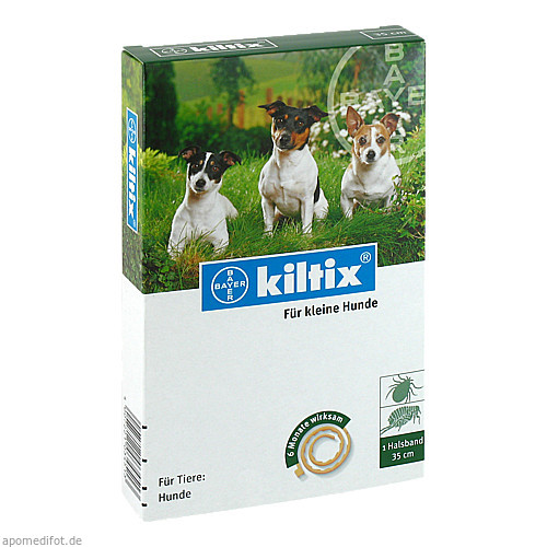 KILTIX Halsband f.kleine Hunde, 1 ST, Bayer Vital GmbH GB - Tiergesundheit