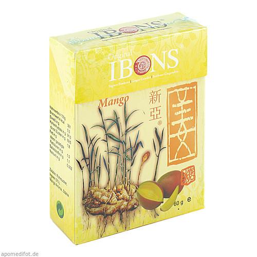 Ingwerbonbons Original Mango, 60 G, Apo Team GmbH