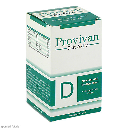 Provivan Diät Aktiv, 60 ST, Iq Pharma GmbH