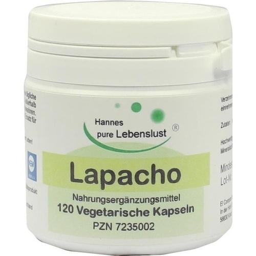 LAPACHOKAPSELN, 120 ST, G & M Naturwaren Import GmbH & Co. KG