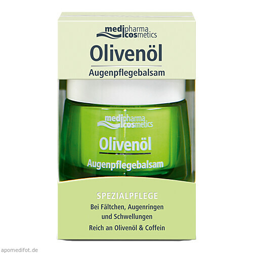 Olivenöl Augenpflegebalsam, 15 ML, Dr. Theiss Naturwaren GmbH