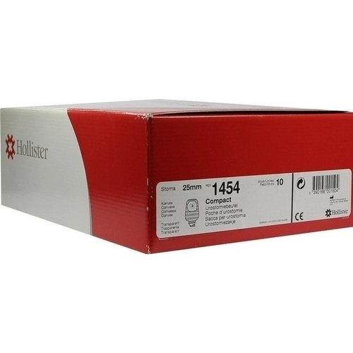 COMPACT UROSTOMIEBEUTEL 145 1454 Konvex, 10 ST, Hollister Incorporated