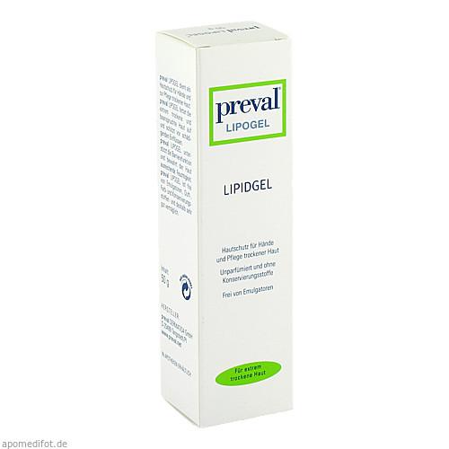PREVAL LIPOGEL, 50 G, Preval Dermatica GmbH