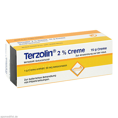 TERZOLIN, 15 G, Johnson & Johnson GmbH