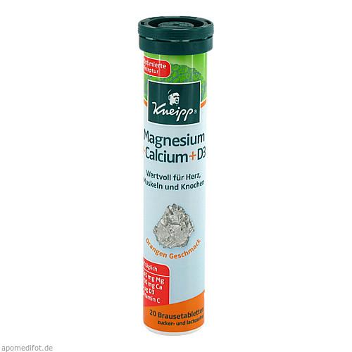 KNEIPP MAGNESIUM + CALCIUM, 20 ST, Kneipp GmbH