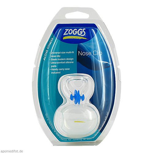 Nasenklammer zum schwimmen ZOGGS, 1 ST, Axisis GmbH
