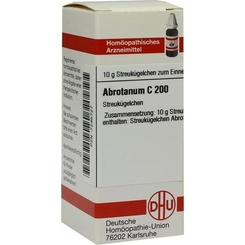 ABROTANUM C200, 10 G, Dhu-Arzneimittel GmbH & Co. KG