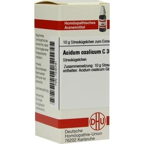 ACIDUM OXALIC C30, 10 G, Dhu-Arzneimittel GmbH & Co. KG