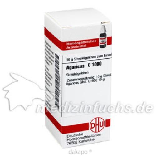 AGARICUS C1000, 10 G, Dhu-Arzneimittel GmbH & Co. KG
