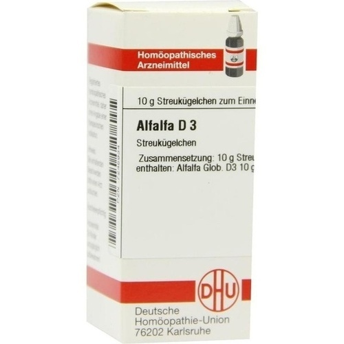 ALFALFA D 3, 10 G, Dhu-Arzneimittel GmbH & Co. KG