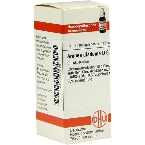 ARANEA DIADEMA D 6, 10 G, Dhu-Arzneimittel GmbH & Co. KG