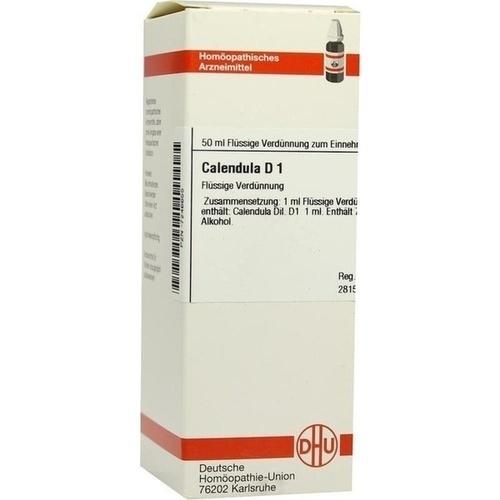 CALENDULA D 1, 50 ML, Dhu-Arzneimittel GmbH & Co. KG