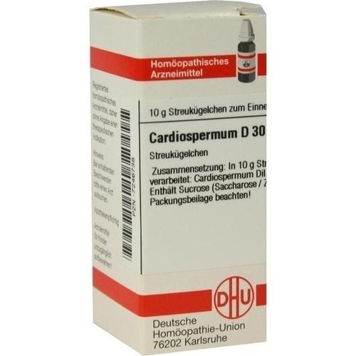 CARDIOSPERMUM D30, 10 G, Dhu-Arzneimittel GmbH & Co. KG