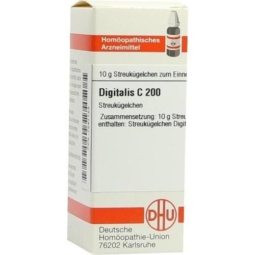 DIGITALIS C200, 10 G, Dhu-Arzneimittel GmbH & Co. KG