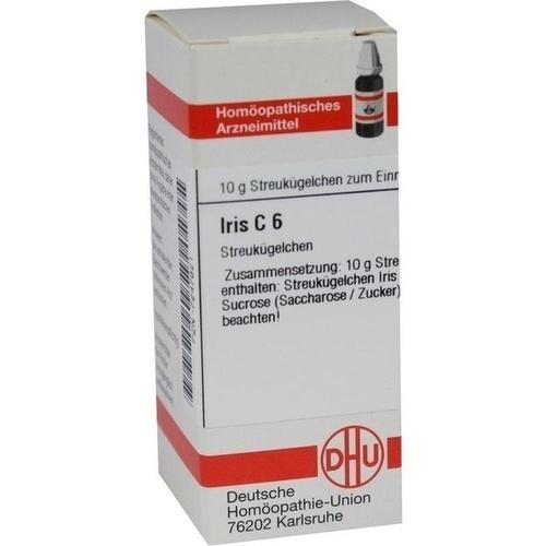 IRIS C 6, 10 G, Dhu-Arzneimittel GmbH & Co. KG