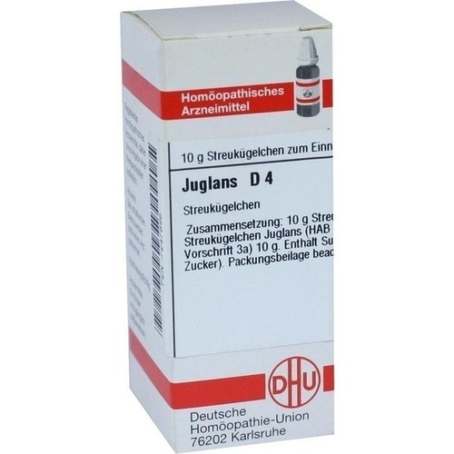 JUGLANS D 4, 10 G, Dhu-Arzneimittel GmbH & Co. KG