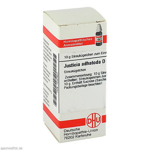 JUSTICIA ADHAT D12, 10 G, Dhu-Arzneimittel GmbH & Co. KG