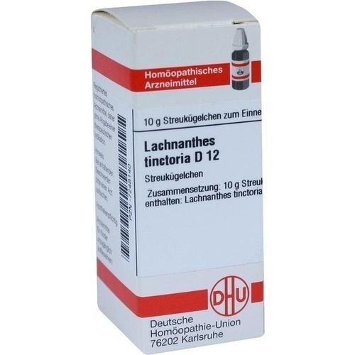 LACHNANTHES TINCT D12, 10 G, Dhu-Arzneimittel GmbH & Co. KG
