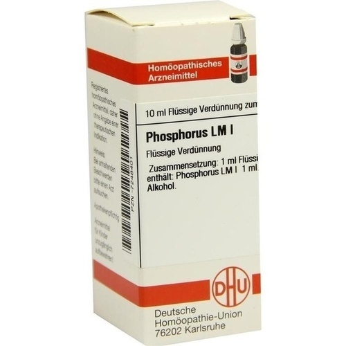 LM PHOSPHORUS I, 10 ML, Dhu-Arzneimittel GmbH & Co. KG