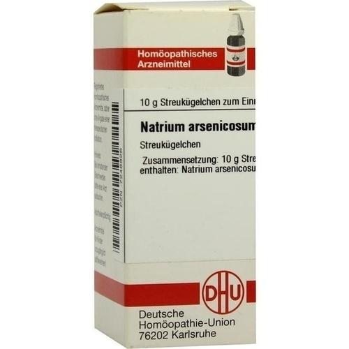 NATRIUM ARSENICOSUM C200, 10 G, Dhu-Arzneimittel GmbH & Co. KG