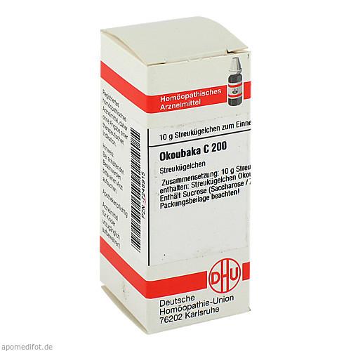 OKOUBAKA C200, 10 G, Dhu-Arzneimittel GmbH & Co. KG