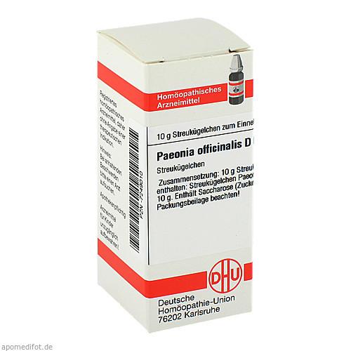 PAEONIA OFFIC D 6, 10 G, Dhu-Arzneimittel GmbH & Co. KG