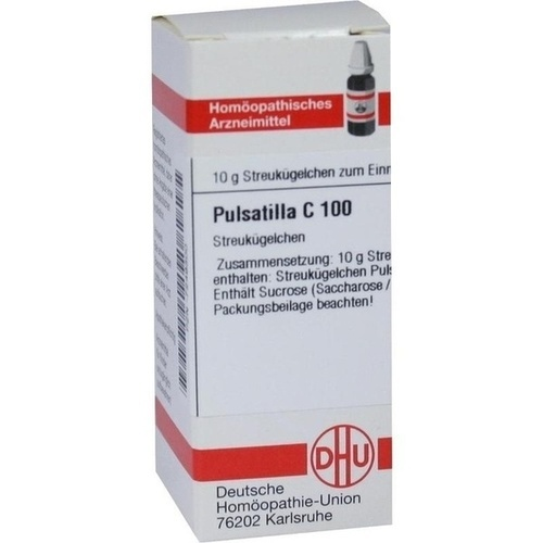 PULSATILLA C100, 10 G, Dhu-Arzneimittel GmbH & Co. KG
