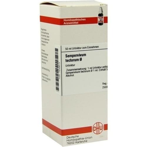 SEMPERVIVUM TECT URT, 50 ML, Dhu-Arzneimittel GmbH & Co. KG