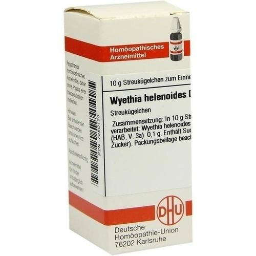 WYETHIA HELENIOID D12, 10 G, Dhu-Arzneimittel GmbH & Co. KG