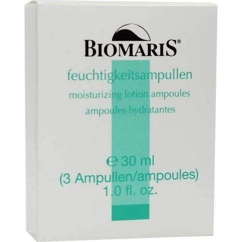 BIOMARIS FEUCHTIGKEITSAMPU, 3X10 ML, Biomaris GmbH & Co. KG