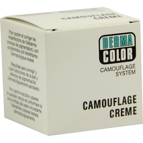 DERMACOLOR Camouflage Creme S 2 sand, 25 ML, Kryolan GmbH