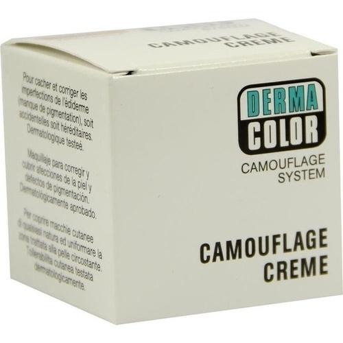 DERMACOLOR Camouflage Creme S 9 dark brown, 25 ML, Kryolan GmbH